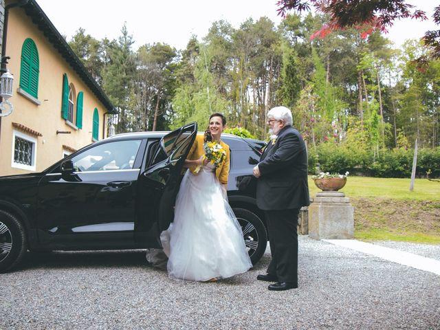 Il matrimonio di Luca e Stefania a Vergiate, Varese 72