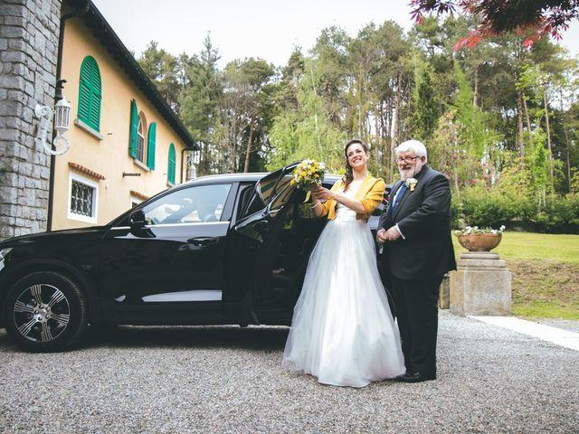 Il matrimonio di Luca e Stefania a Vergiate, Varese 73