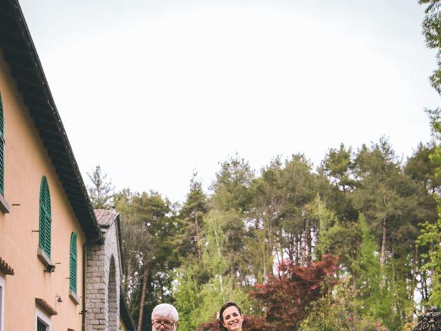 Il matrimonio di Luca e Stefania a Vergiate, Varese 75