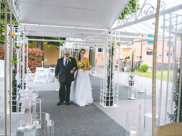 Il matrimonio di Luca e Stefania a Vergiate, Varese 78