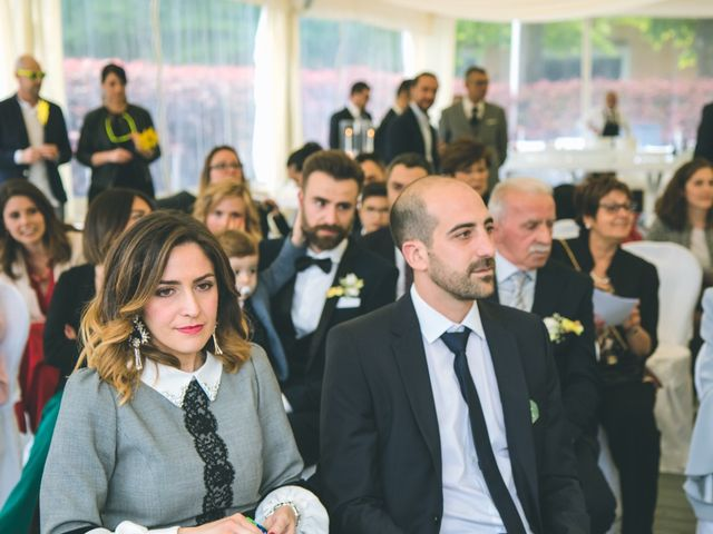 Il matrimonio di Luca e Stefania a Vergiate, Varese 82