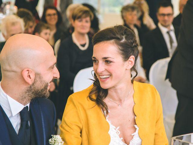 Il matrimonio di Luca e Stefania a Vergiate, Varese 83