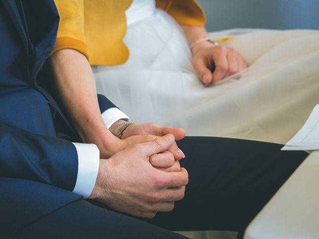 Il matrimonio di Luca e Stefania a Vergiate, Varese 91