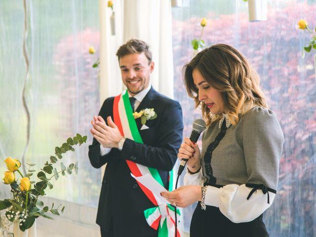 Il matrimonio di Luca e Stefania a Vergiate, Varese 92