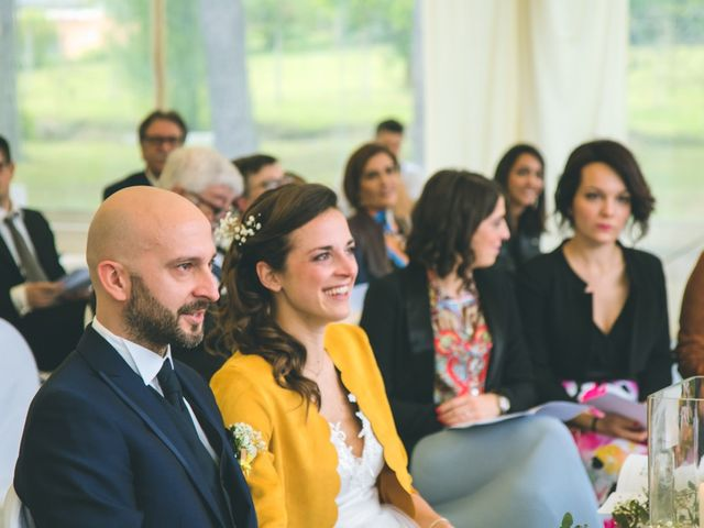 Il matrimonio di Luca e Stefania a Vergiate, Varese 94