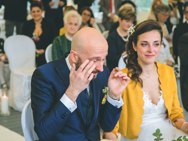 Il matrimonio di Luca e Stefania a Vergiate, Varese 101