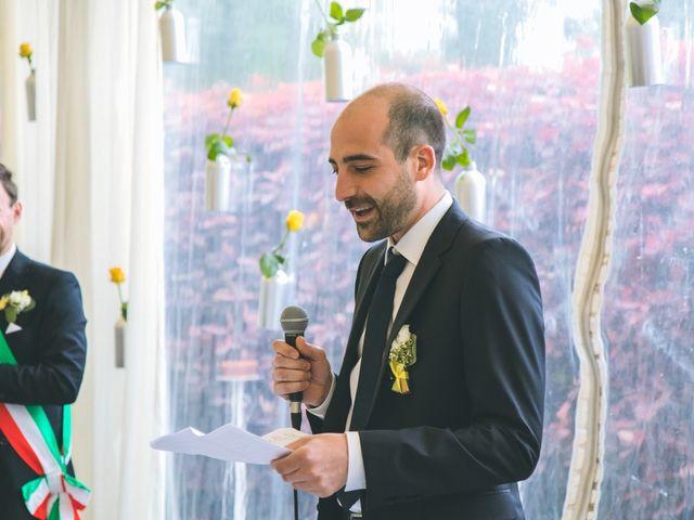 Il matrimonio di Luca e Stefania a Vergiate, Varese 104