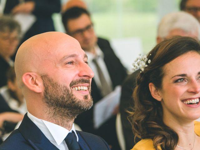 Il matrimonio di Luca e Stefania a Vergiate, Varese 105