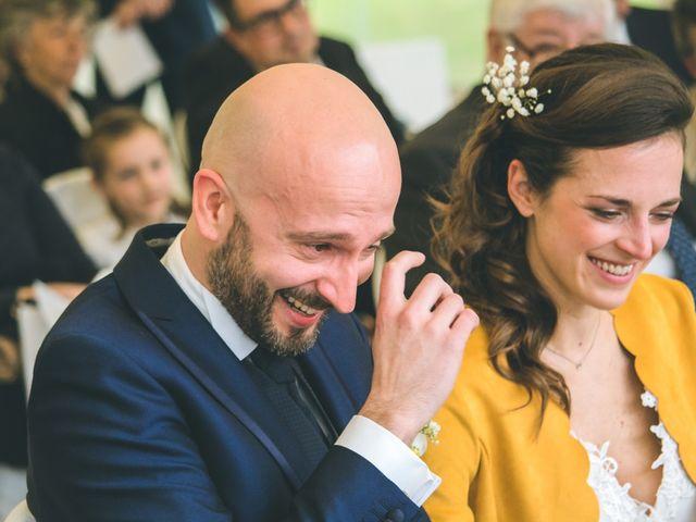 Il matrimonio di Luca e Stefania a Vergiate, Varese 107