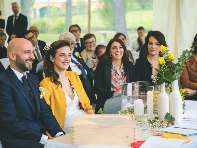 Il matrimonio di Luca e Stefania a Vergiate, Varese 110