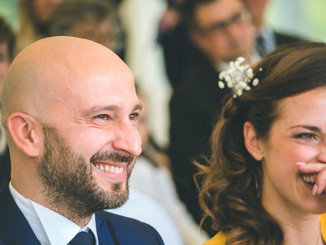 Il matrimonio di Luca e Stefania a Vergiate, Varese 115