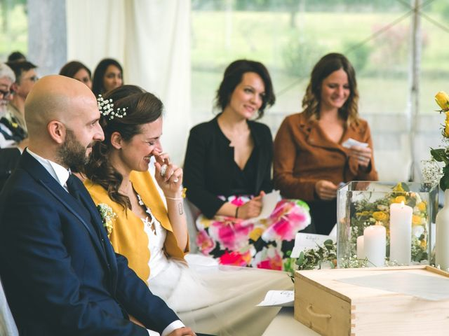 Il matrimonio di Luca e Stefania a Vergiate, Varese 123