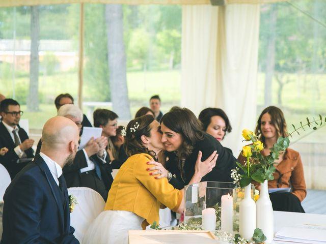 Il matrimonio di Luca e Stefania a Vergiate, Varese 125