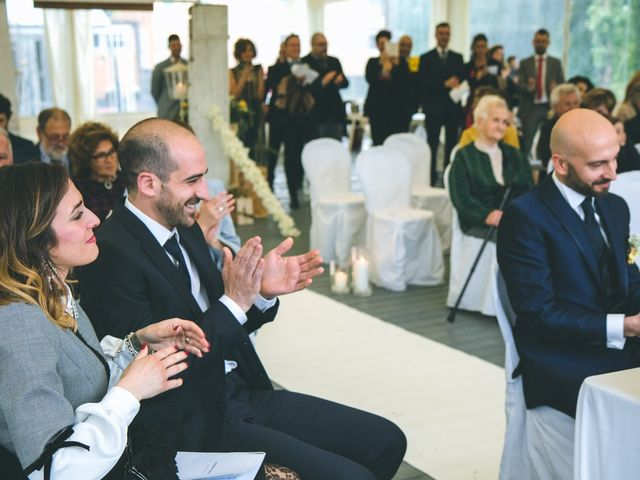 Il matrimonio di Luca e Stefania a Vergiate, Varese 128