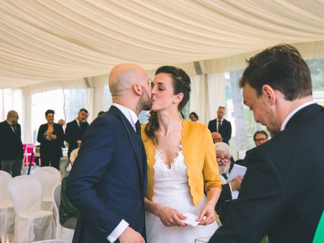 Il matrimonio di Luca e Stefania a Vergiate, Varese 132