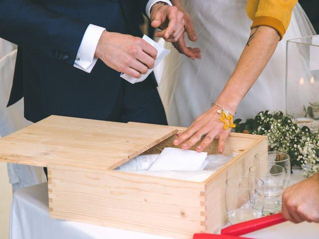 Il matrimonio di Luca e Stefania a Vergiate, Varese 133