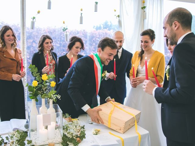 Il matrimonio di Luca e Stefania a Vergiate, Varese 135