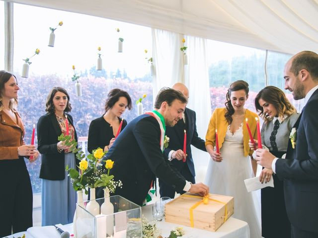 Il matrimonio di Luca e Stefania a Vergiate, Varese 136