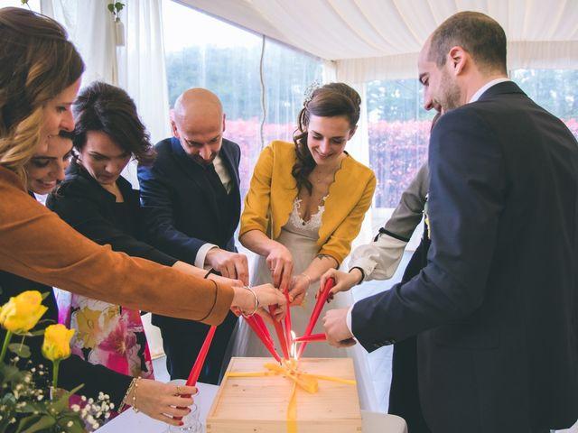 Il matrimonio di Luca e Stefania a Vergiate, Varese 138