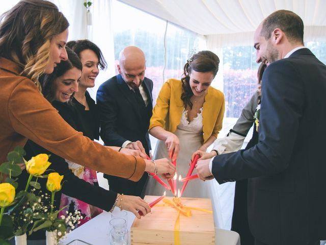 Il matrimonio di Luca e Stefania a Vergiate, Varese 140