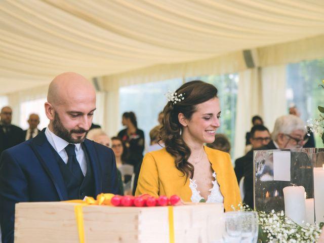 Il matrimonio di Luca e Stefania a Vergiate, Varese 144