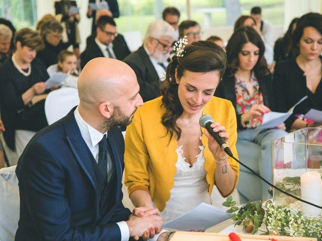 Il matrimonio di Luca e Stefania a Vergiate, Varese 145