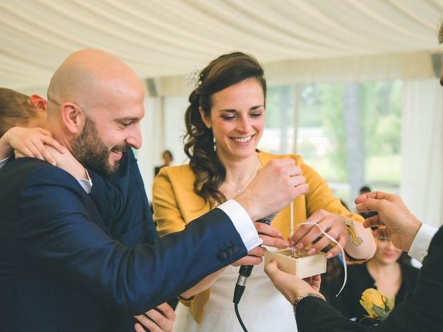 Il matrimonio di Luca e Stefania a Vergiate, Varese 147
