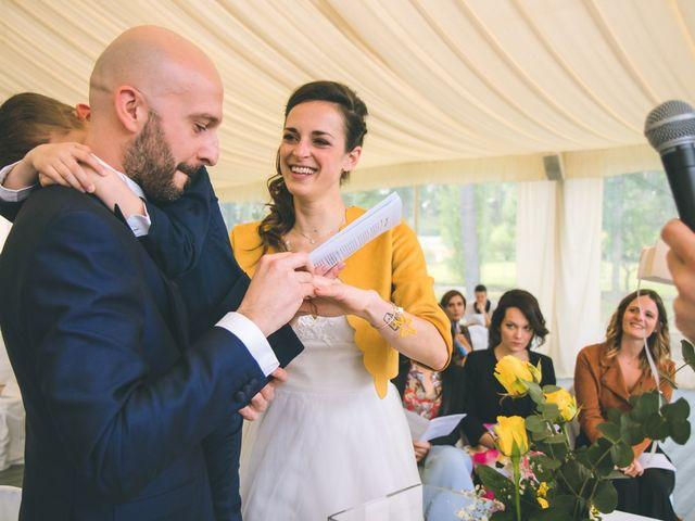 Il matrimonio di Luca e Stefania a Vergiate, Varese 149