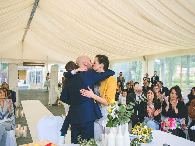 Il matrimonio di Luca e Stefania a Vergiate, Varese 154