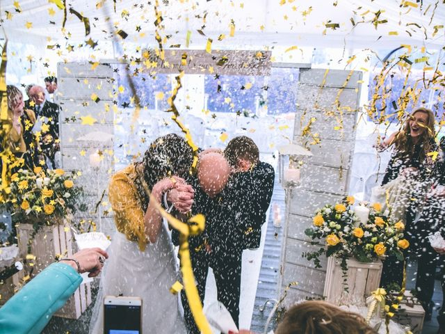 Il matrimonio di Luca e Stefania a Vergiate, Varese 160