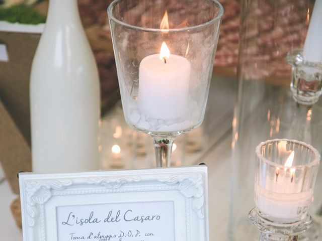 Il matrimonio di Luca e Stefania a Vergiate, Varese 180