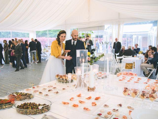 Il matrimonio di Luca e Stefania a Vergiate, Varese 182