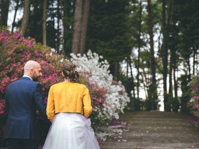 Il matrimonio di Luca e Stefania a Vergiate, Varese 195