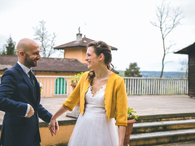 Il matrimonio di Luca e Stefania a Vergiate, Varese 197