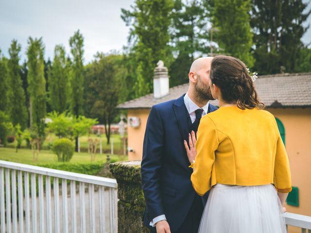 Il matrimonio di Luca e Stefania a Vergiate, Varese 198