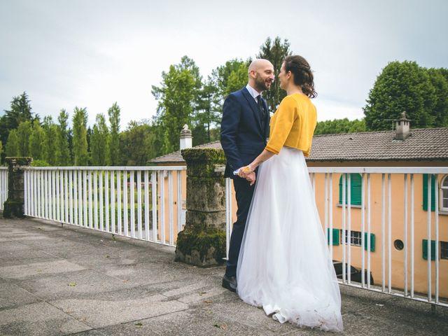 Il matrimonio di Luca e Stefania a Vergiate, Varese 199