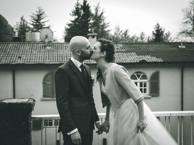 Il matrimonio di Luca e Stefania a Vergiate, Varese 200