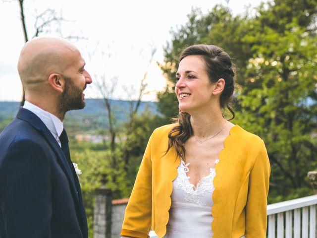 Il matrimonio di Luca e Stefania a Vergiate, Varese 202