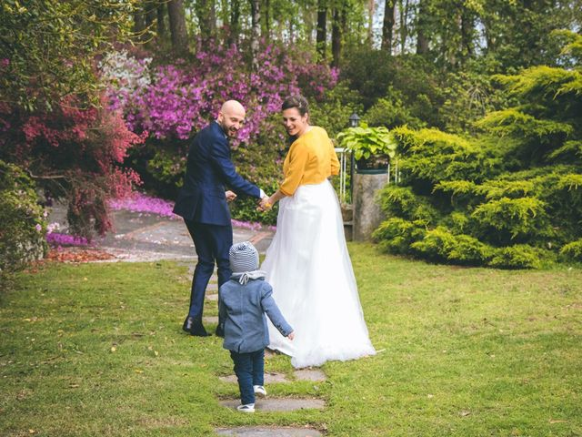 Il matrimonio di Luca e Stefania a Vergiate, Varese 207