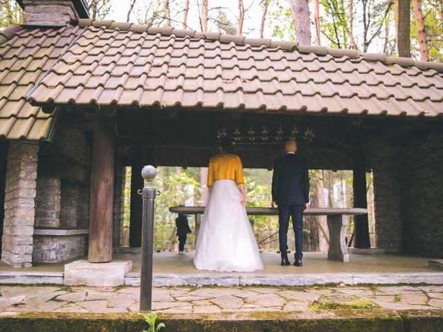 Il matrimonio di Luca e Stefania a Vergiate, Varese 214