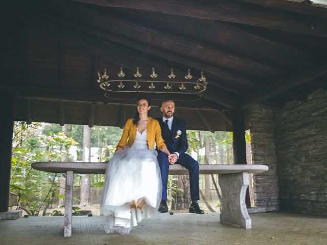Il matrimonio di Luca e Stefania a Vergiate, Varese 215