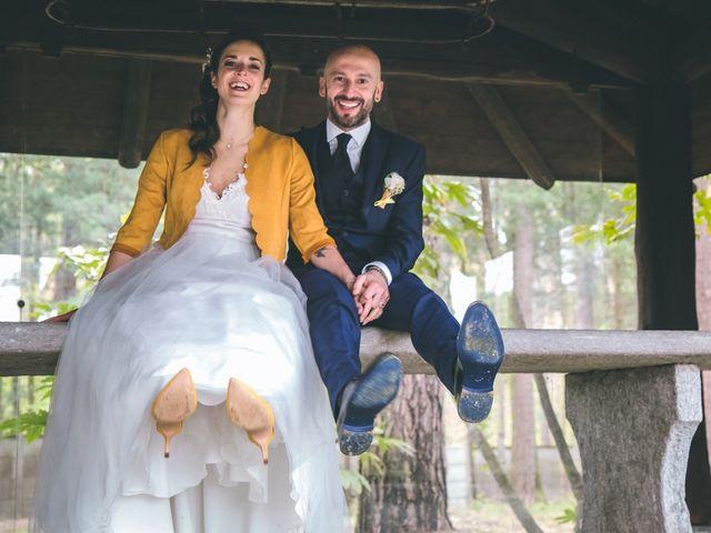 Il matrimonio di Luca e Stefania a Vergiate, Varese 216