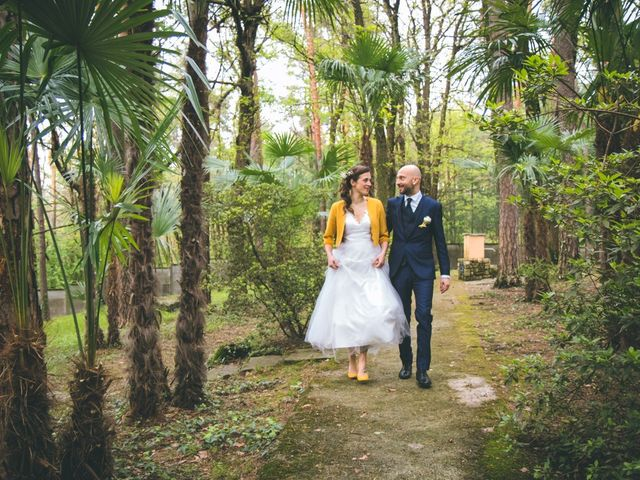 Il matrimonio di Luca e Stefania a Vergiate, Varese 219