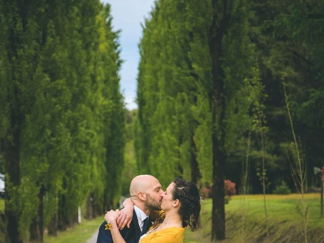Il matrimonio di Luca e Stefania a Vergiate, Varese 2