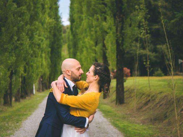 Il matrimonio di Luca e Stefania a Vergiate, Varese 222