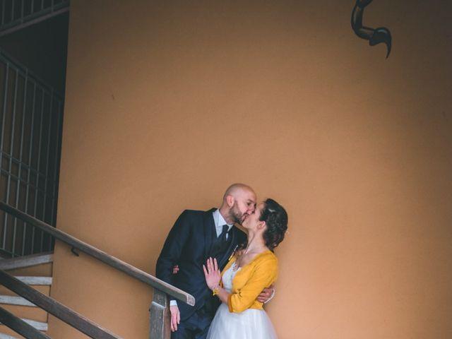 Il matrimonio di Luca e Stefania a Vergiate, Varese 225