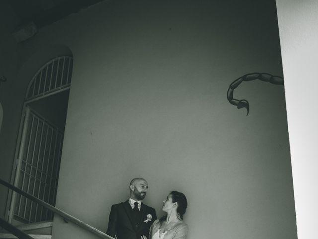 Il matrimonio di Luca e Stefania a Vergiate, Varese 226