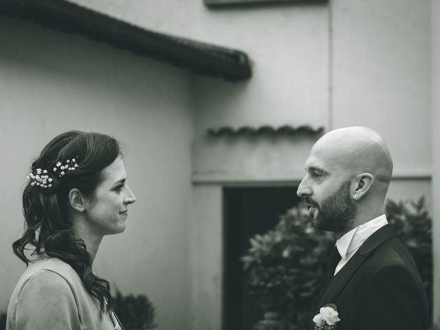 Il matrimonio di Luca e Stefania a Vergiate, Varese 228