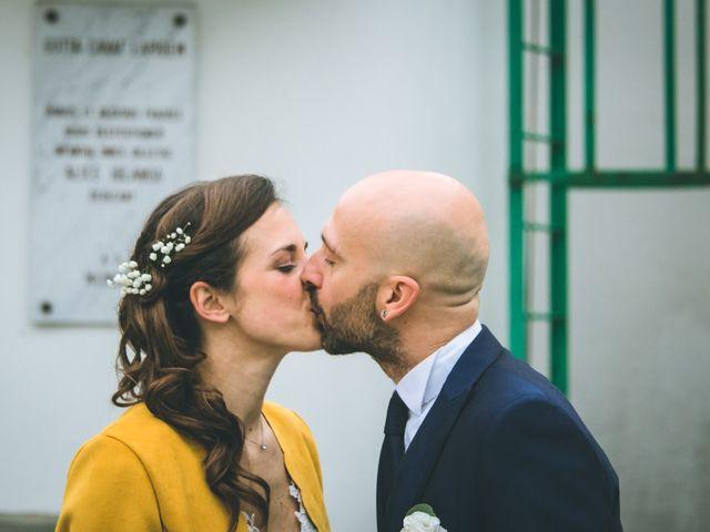 Il matrimonio di Luca e Stefania a Vergiate, Varese 229