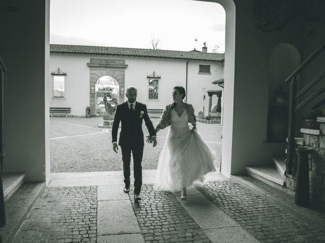 Il matrimonio di Luca e Stefania a Vergiate, Varese 237